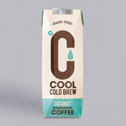 Cool Cold Brew Coffee - Coconut