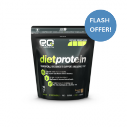 *Limited time only* EQ Diet Protein Powder Stawberry 1kg