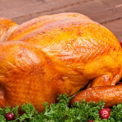 Whole Corn-Fed French Chicken - 1.2kg