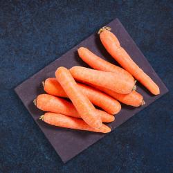 Whole Carrots - 1kg