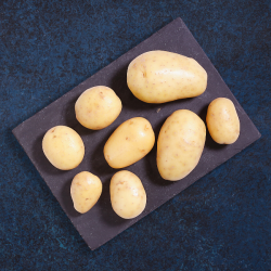 Whole Roasting Potatoes - 2kg