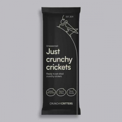Crunchy Critters - Just Crunchy Crickets 10g