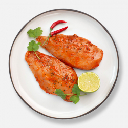 Caribbean Style Chicken Breast Fillets 2 x 140g
