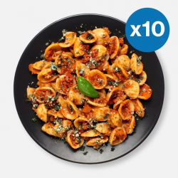 Nduja Pork Pasta Kit - 378 kcal - Meals For The Week 2 Person