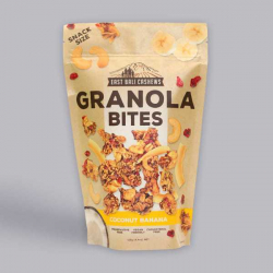 Granola Bites Coconut Banana 125g
