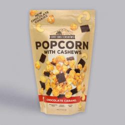 Chocolate Caramel Popcorn 90g