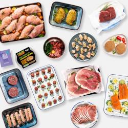 Eat Like A Champion - Silver Box