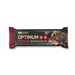 Chocolate Caramel Optimum Protein Bars - 10 x 60g