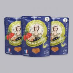 Express Quinoa Wholegrain Mediterranean - 3 x 250g