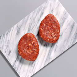 Extra Lean Barbecue Hache Steaks - 2 x 170g
