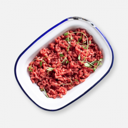 Extra Lean Beef Steak Mince - 125g