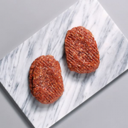 Extra Lean Dragon Fire Hache Steaks - 2 x 170g