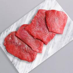 Extra Lean Free Range Braising Steaks - 400g