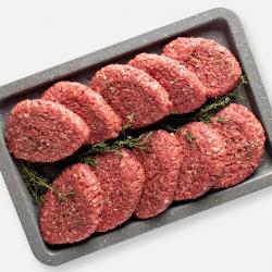 Free Range Hache Steaks - 10 x 170g