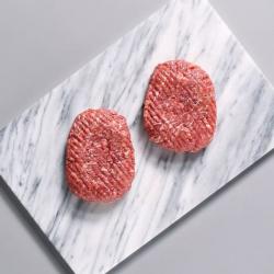 Maple Chilli Beef Hache Steaks - 2 x 170g