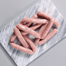 Lean Pork Sausages - 12 x 33g