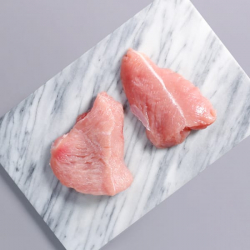 Turkey Breast Steaks - 2 x 170g