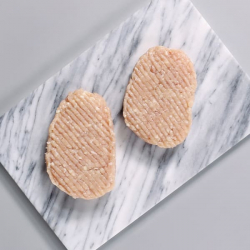 Extra Lean Turkey Hache Steaks - 2 x 170g