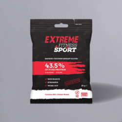 Extreme Fitness & Sport- Smoked Chicken Breast Slices