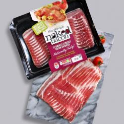 Finnebrogue Naked Smoked Streaky Bacon - 200g