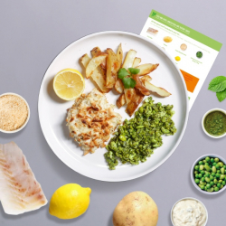 The Ultimate Fish and Chips Recipe Kit