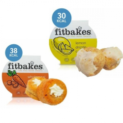 Fitbakes Mini Cakes - 4 for £4