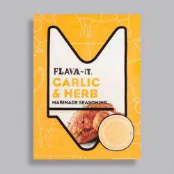 Flava-It Garlic, Herb & Butter Dry Marinade