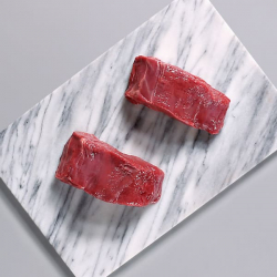 Free Range Fillet Steaks - 2 x 140g