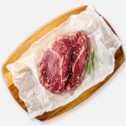 Heritage Beef Ribeye Steaks - 2 x 170g