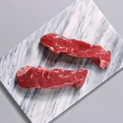Free Range Sirloin Steaks - 2 x 170g