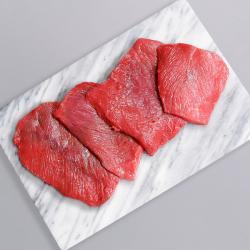 Free Range Braising Steaks - 400g
