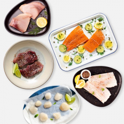 Fresh Fish Taster Selection - 10 Servings