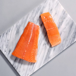 Fresh Scottish Salmon Fillets - 2 x 113g
