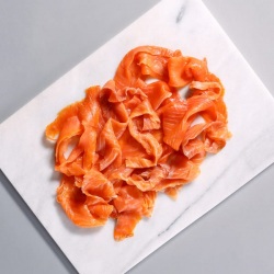 Fresh Scottish Smoked Salmon - 454g