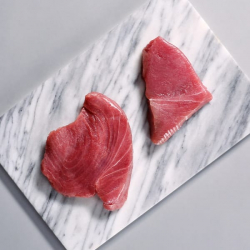 Fresh Tuna Fillet Steaks - 2 x 125g