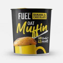 Fuel 10k Oat Muffin Pot - Banana & Chocolate