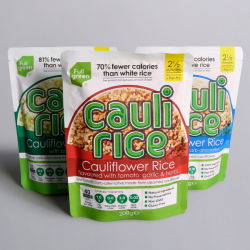 Cauli Rice Variety Pack x3 - 200g