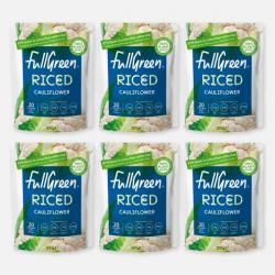 Fullgreen Low Calorie Riced Cauliflower 6 x 200g