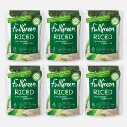 Fullgreen Riced Broccoli with Cauliflower 6 x 200g