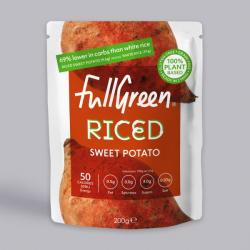 Fullgreen Riced Sweet Potato 200g ****
