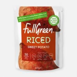 Fullgreen Riced Sweet Potato - 200g