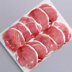 Horseshoe Gammon Steaks - 10 x 170g
