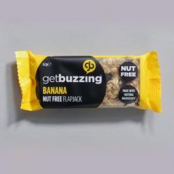 Get Buzzing Natural Banana Flapjack-1 x 62g Bar
