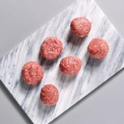 Giant Free Range Beef Meatballs - 350g