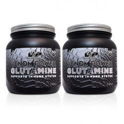 Venom Power Glutamine 2 x 500g