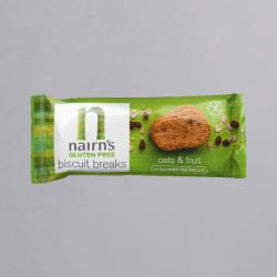 Nairn's Gluten Free Biscuit Break Fruit Portion Pack 30g