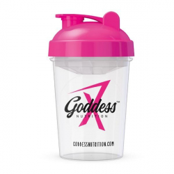 Goddess Nutrition Essential Shaker