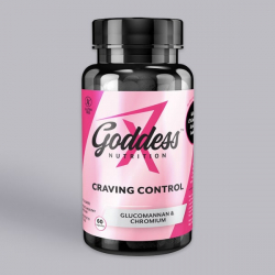 Goddess Nutrition Craving Control Capsules