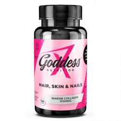 Goddess Nutrition Hair, Skin & Nails Tablets