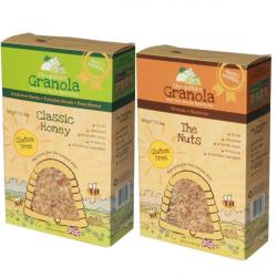 Gluten Free Granola 500g - Buy 1 get 1 Half Price
